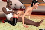 Interrassisch sex zwischen zwei live sex online gamer