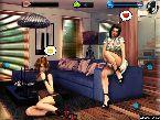 Madchen die immer geil flirten auf das wohnzimmer