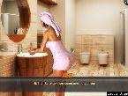 Heises bad spa ficken madchen in ein handtuch