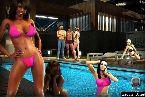 Bundeln sie partei voller sexy kuken in knappen bikinis