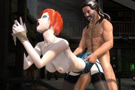 Neue PC Porno Spiele mit 3D Sex Anpassung